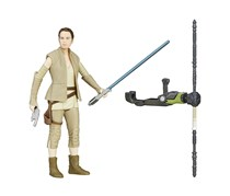 Star Wars The Force Awakens Figure, Rey Resistance Outfit