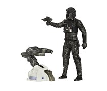 Star Wars The Force Awakens Figure Space Mission First Order, TIE Fighter Pilot
