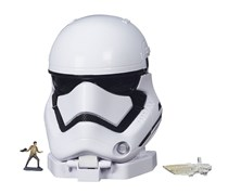 Star Wars The Force Awakens Micromachines Playset, Stormtrooper
