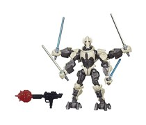 Star Wars Hero Mashers Episode III Action Figure, General Grievous