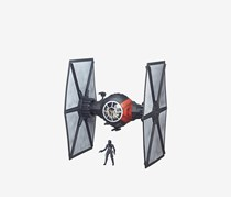 The Black Series First Order Special Forces Tie Fighter, Black