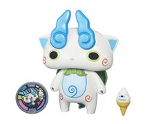 Yo-kai Watch Converting Komasan-Businessman, White/Black