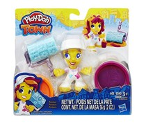 Hasbro Play-Doh Town Painter