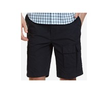 Nautica Men's Navigator Cargo Shorts, True Black