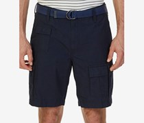 Nautica Men's Modern Fit Cargo Shorts, Navy