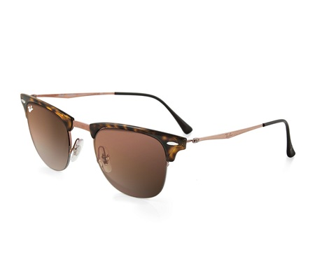 c706b787cd9 Shop Ray-Ban Ray-Ban Clubmaster Light Ray RB8056 155 13 51 22 for  Accessories in United Arab Emirates - Brands For Less