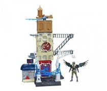 Spiderman Homecoming Marvels Vulture Attack Set, Grey/Blue/Red