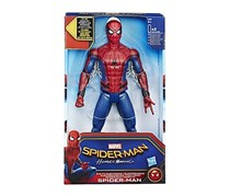 Spider-Man Homecoming Titan Hero Electronic Figure, Blue/Red