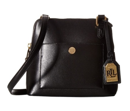 c59b867797 Shop Ralph Lauren Ralph Lauren Newbury Bailey Dome Crossbody