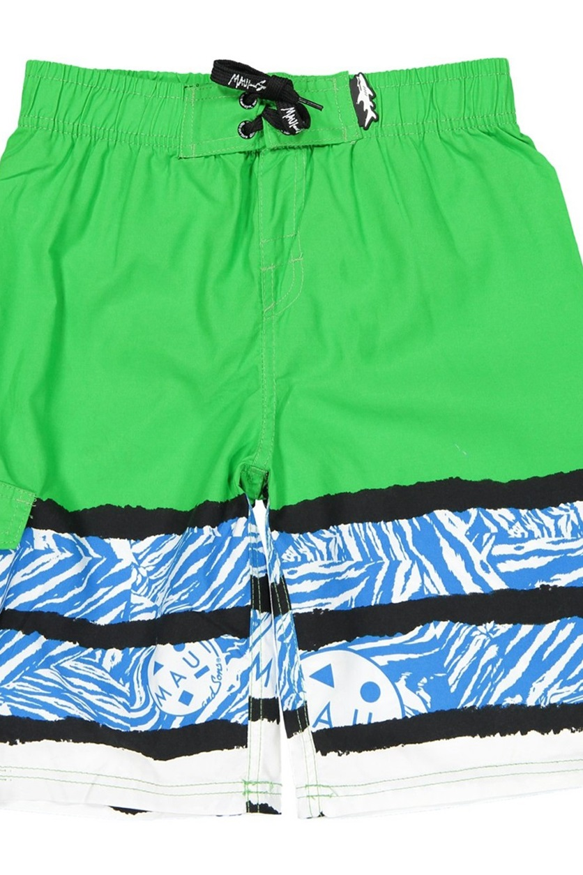 587354647ff78 Shop MAUI AND SONS Maui and Sons Boy's Savage Stripe Board Shorts ...