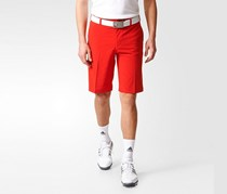 Adidas Men's Ultimate Golf Short, Red