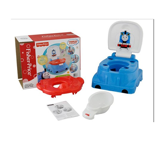 Fisher-Price Thomas Railroad Rewards Potty, Blue/White/Red