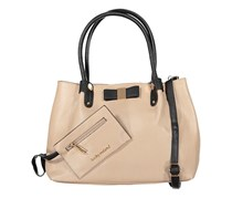 Kathy Ireland Shoulder Strap Satchel Bag, Taupe