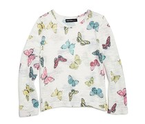 ' Butterfly Sweater, Ivory