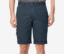 Buffalo David Bitton Men's Hirculean Cotton Shorts, Whale