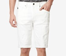 Buffalo David Bitton Mens Parker-X Shorts, White