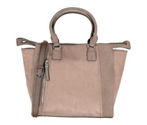Carpisa Women's Exterior Pocket Totes Bag, Taupe