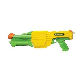 Water Warriors Thresher Power Pump, Green/Yellow