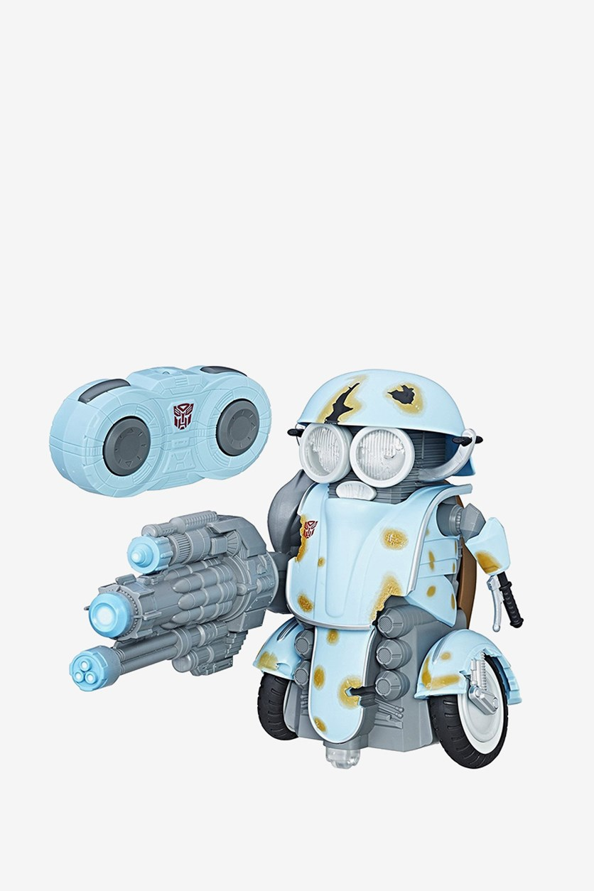 Movie 5 RC Autobot Sqweeks, Light Blue
