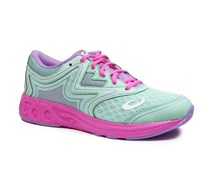 Asics Noosa Gs Shoes, Ice Green/White/Hot Pink