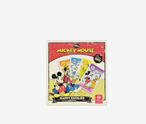 Cartamundi Disney Mickey Mouse Happy Families Card Game