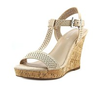 Charles By Charles David Women's Law Wedge Sandal, Nude