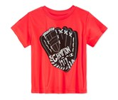 Champion Baby Boys Short-Sleeve T-Shirt, Fiery Coral