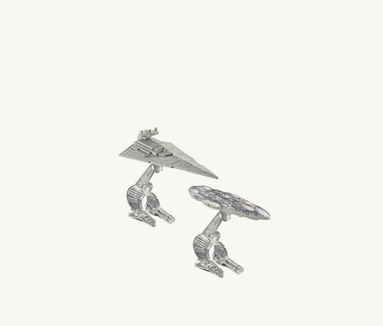 Star Wars Starship 2-Pack, Grey/White