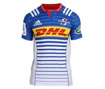 Adidas Stormers Home Jersey, Royal/White