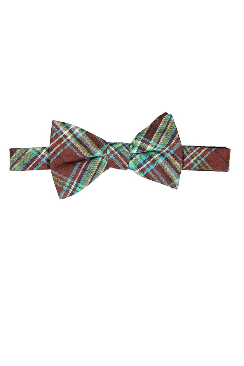 Bow tie, Brown
