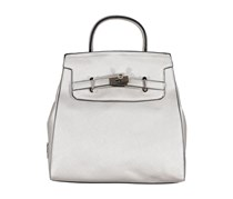 Catherine Malandrino Mia Backpack, Silver
