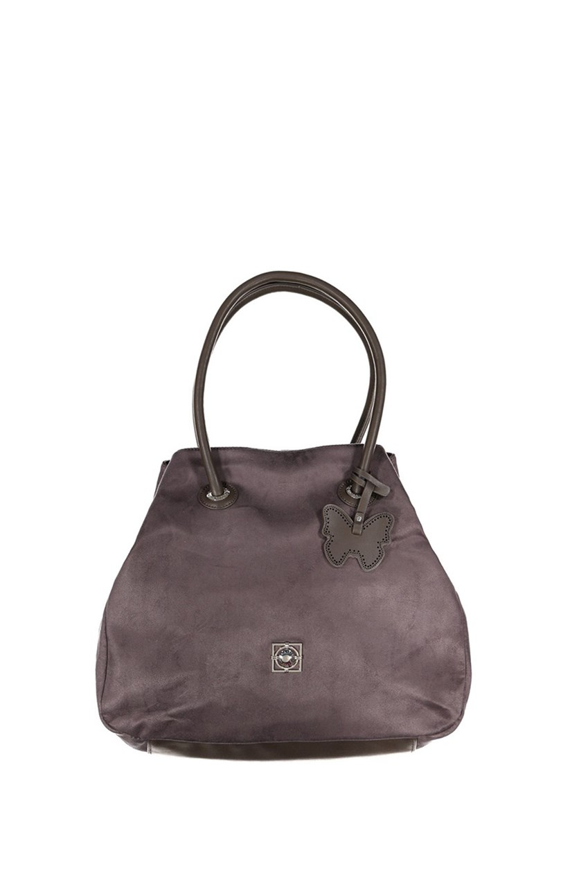Madison Tote, Grey