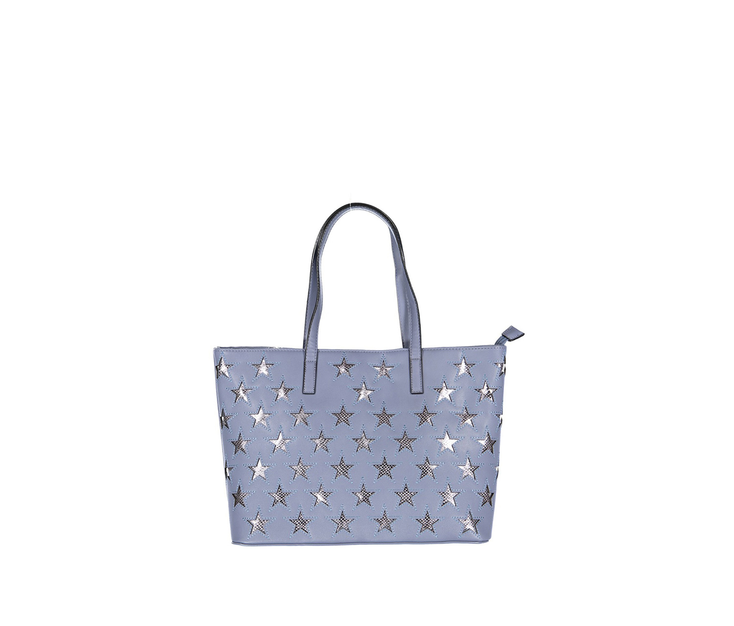 Karolina Tote Handbags, PurpleGrey