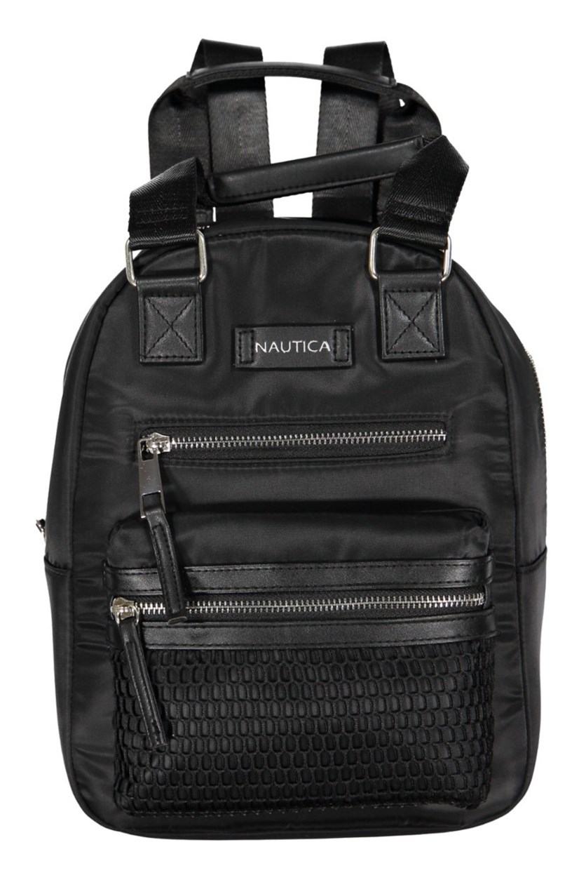 Pisces Medium Utility Backpack, Black