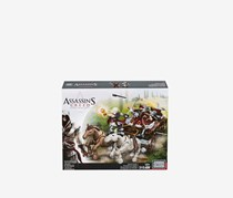 Mega Bloks Assassin's Creed Chariot Chase Building Set, White/Brown
