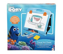 Sambro Finding Dory Travel Art Easel, Blue