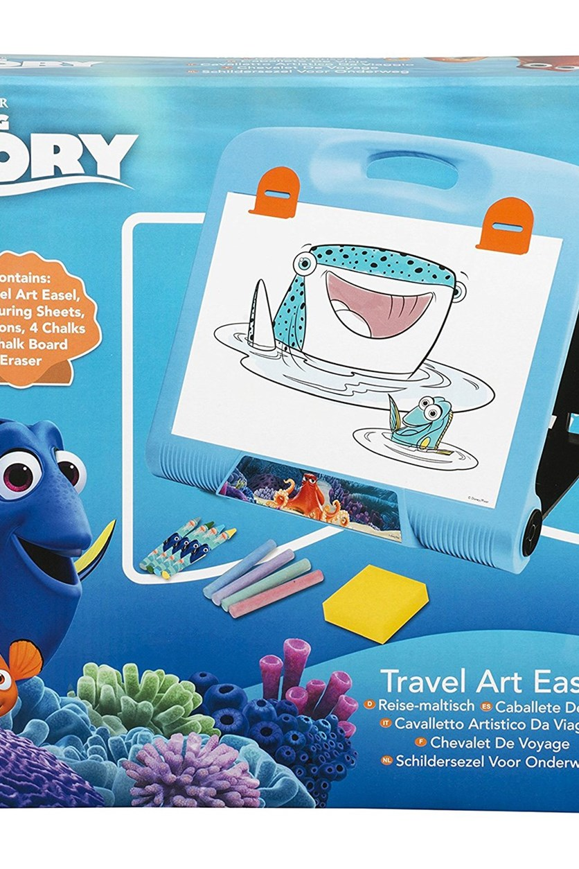 Finding Dory Travel Art Easel, Blue