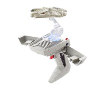Hot Wheels Star Wars Starship Flight Controller Handheld Accessory, Light Grey