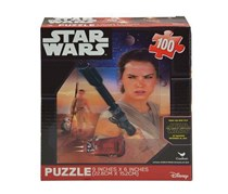 Star Wars Lenticular Jigsaw Puzzle, Multicolor