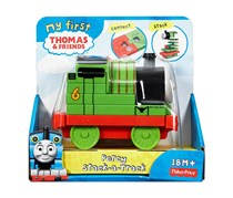 Fisher-Price My First Thomas & Friends Thomas Stack-a-Track, Green
