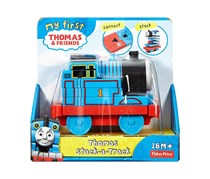 Fisher-Price My First Thomas & Friends Thomas Stack-a-Track, Blue