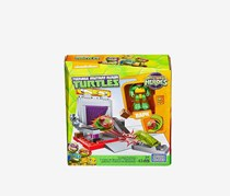 Teenage Mutant Ninja Turtles Half-Shell Heroes Cookie Factory Battle - Raph, Green