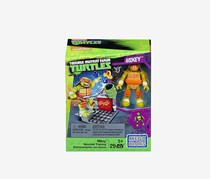 Teenage Mutant Ninja Turtles Mikey Nunchuk Training