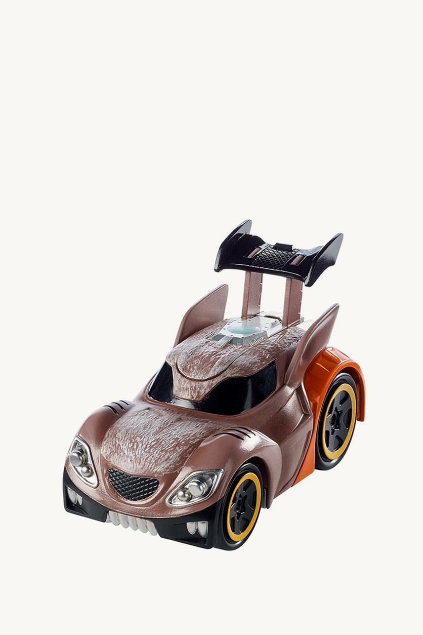 Marvel Guardians Of The Galaxy Vol. 2 Rocket Raccoon Character Car, Brown