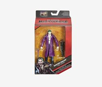 DC Comics Multiverse Suicide Squad The Joker Figure, Purple