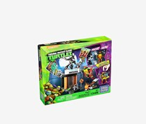 Ninja Turtles Raph Rooftop Blast-Out Building Playset