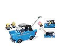Mega Bloks Despicable Me Motor Mischief Building Kit, Blue