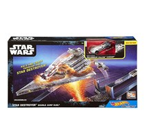 Star Wars Carships Double Jump Star Destroyer Battle Playset