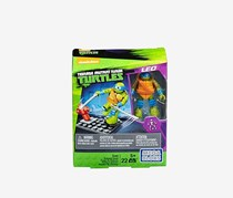 Mega Bloks Teenange Mutant Ninja Turtles Leo Katana Swat Building Playset, Green