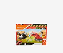 Dinotrux Crater Rumble Playset, Orange